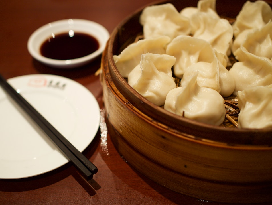 Get Your Dumpling On In Chinatown Montreal  Canada