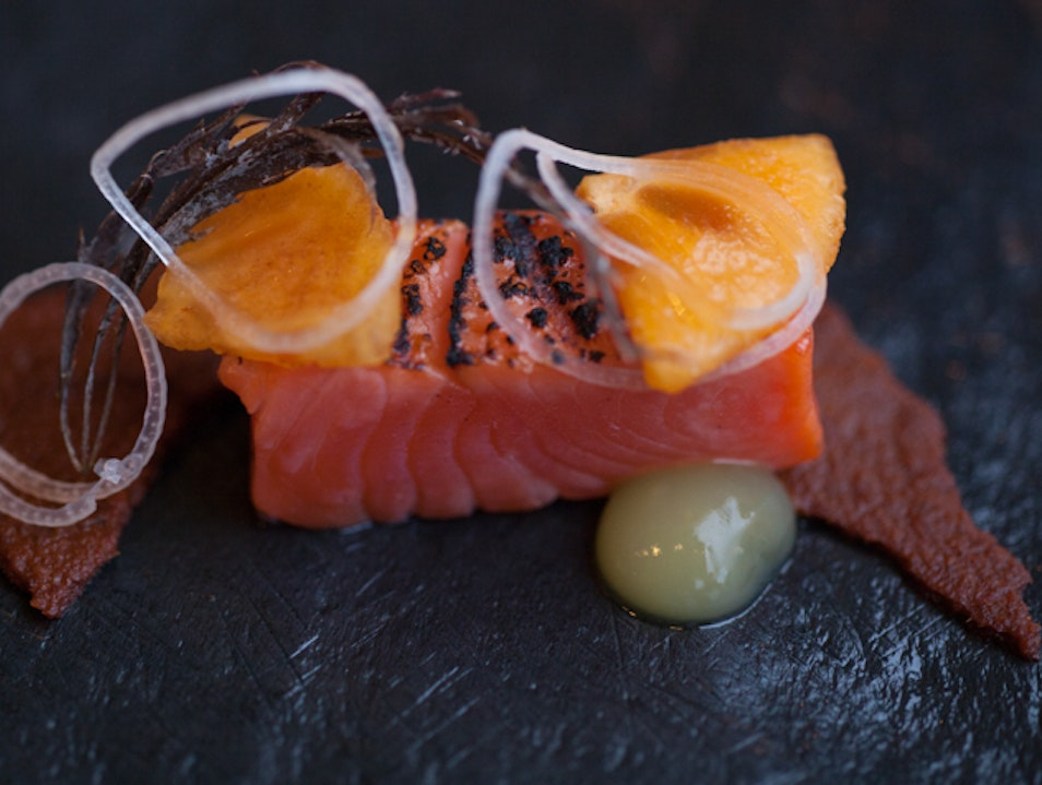 Pacific Northwest Cuisine Served in a Beautiful Restaurant