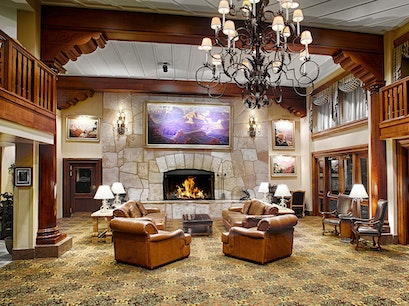 Grand Canyon Railway Hotel Williams Arizona United States