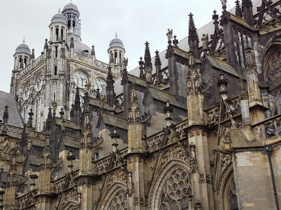 St John's Cathedral 's Hertogenbosch  The Netherlands