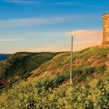 Cabot Tower at Signal Hill St. John's  Canada