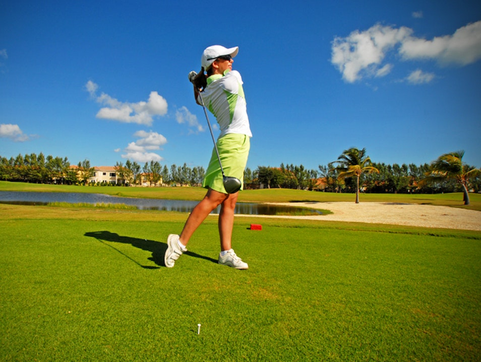 North Sound Golf Course West Bay  Cayman Islands