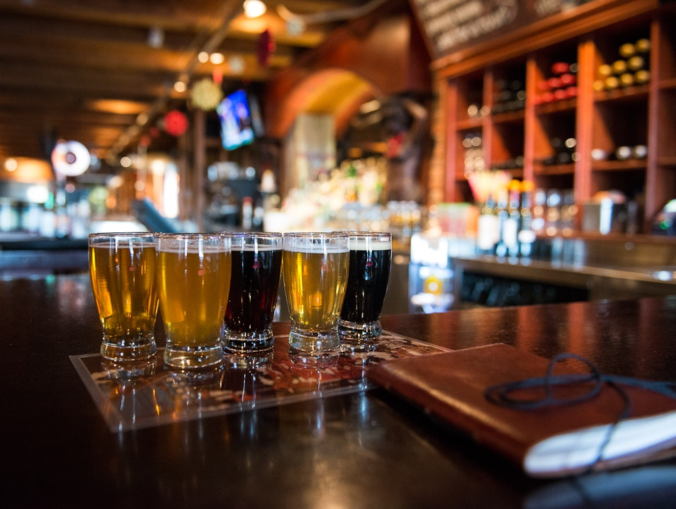 Enjoy a Steamworks Flight Vancouver  Canada