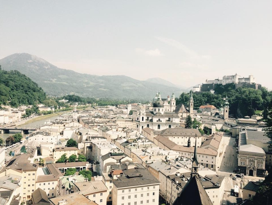 You haven't seen Salzburg …