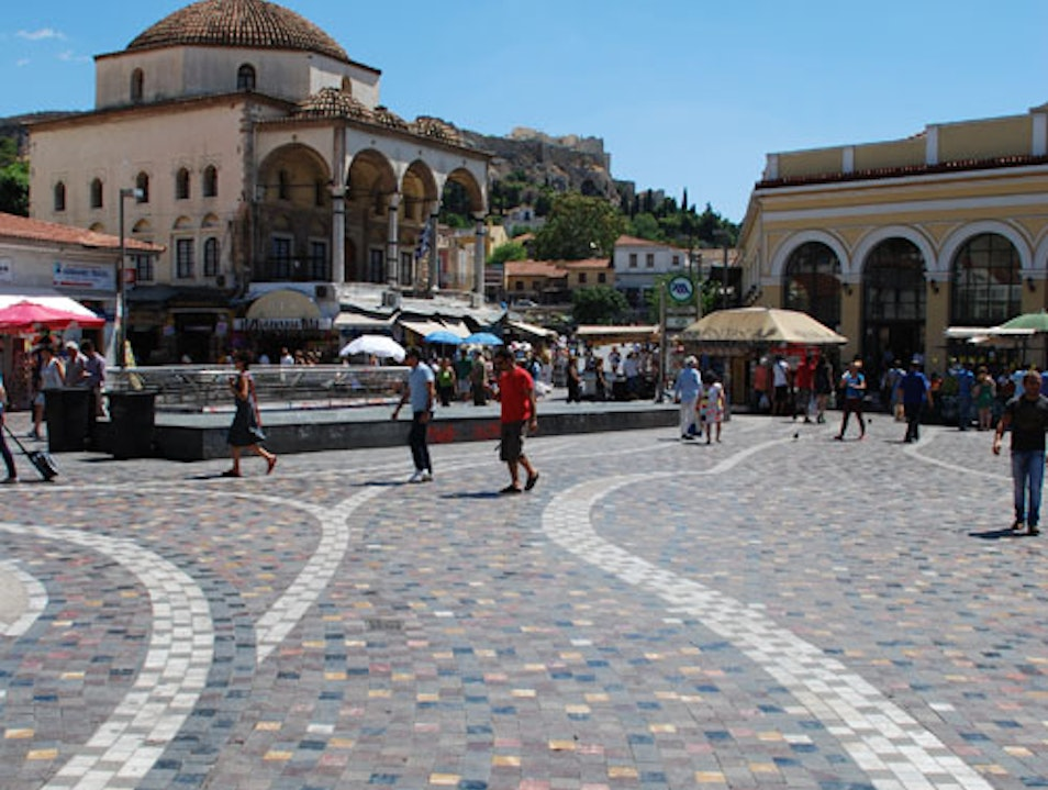 Athens Tips Part 12 - Monastiraki Athens  Greece