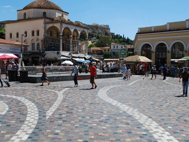 Athens Tips Part 12 - Monastiraki