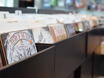 Sloth Records Calgary  Canada