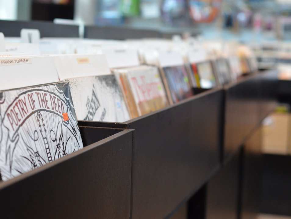 Take a Spin Down to Sloth Records