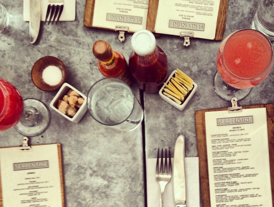 Bright Brunch + Creative Cocktails in the Dogpatch