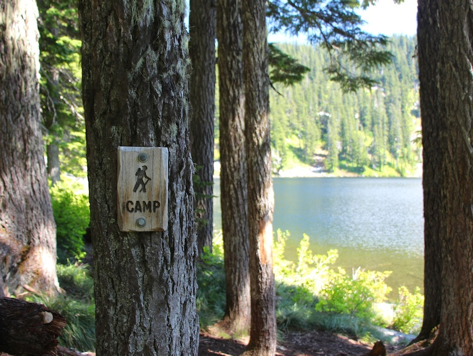 Short & Steep: The Ira Spring Trail to Mason Lake
