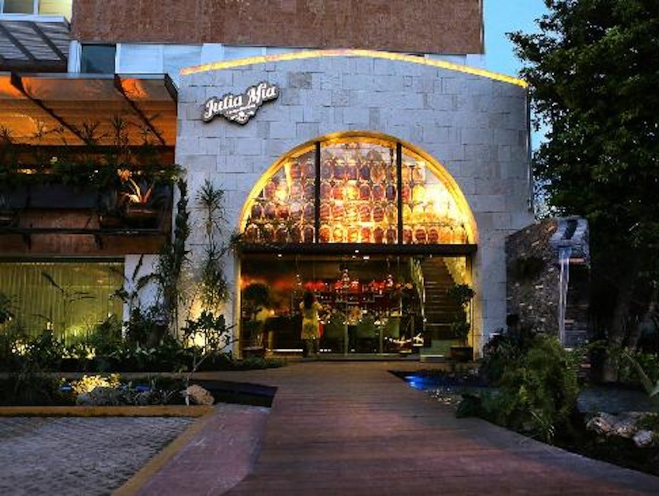 Mexican Nouvelle Cuisine in Cancun