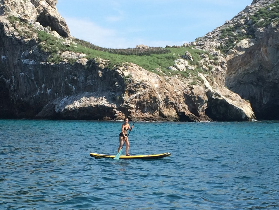 Amazing Paddle Boarding Experience Nayarit  Mexico