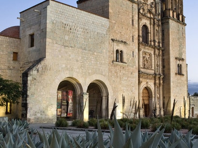 Cathedral of Our Lady of the Assumption Oaxaca  Mexico