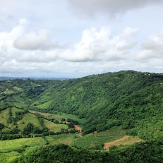 Casa Bavaria's View of Morovis