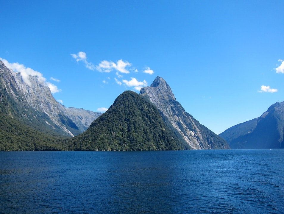 Lives Up To the Hype: Cruising Milford Sound Milford Sound  New Zealand