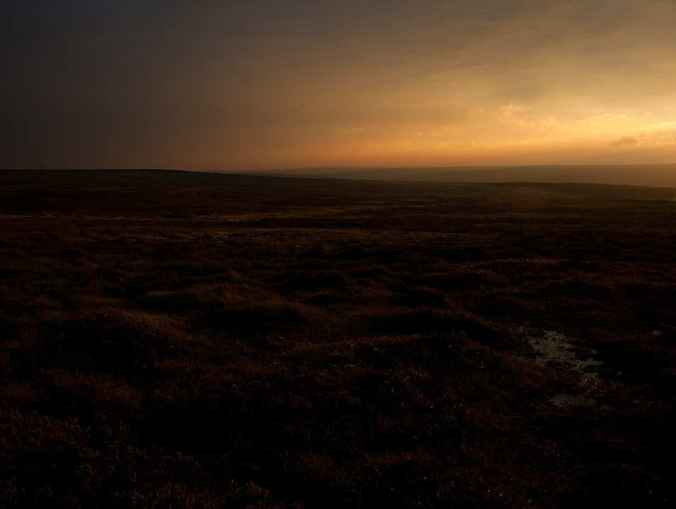 The North York Moors of Yorkshire, Northern England