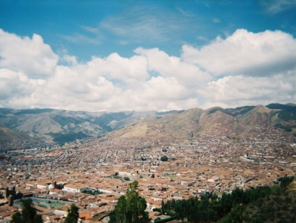 discover new colors, mountians, and llamas in Cusco