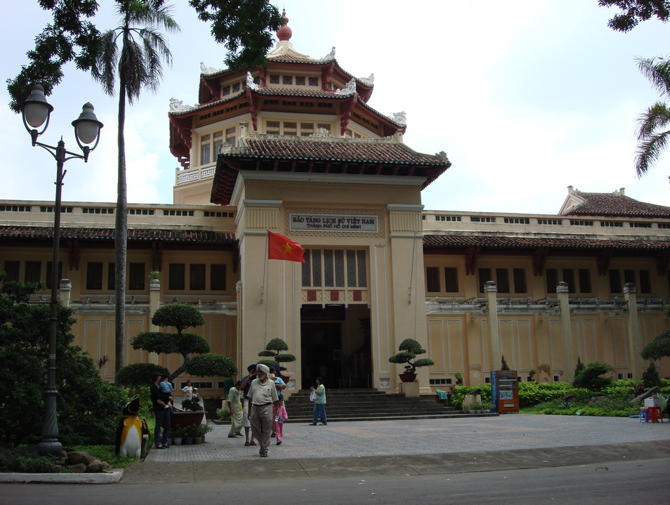 The National Museum of Vietnamese History