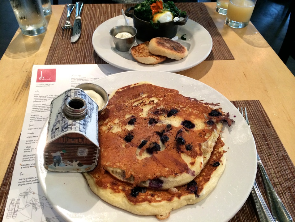 More Than Brunch at BLD Los Angeles California United States