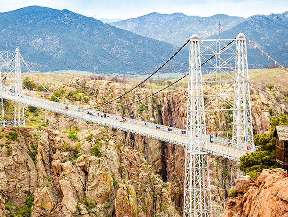 Royal Gorge Bridge and Park, Cañon City Beulah Valley Colorado United States