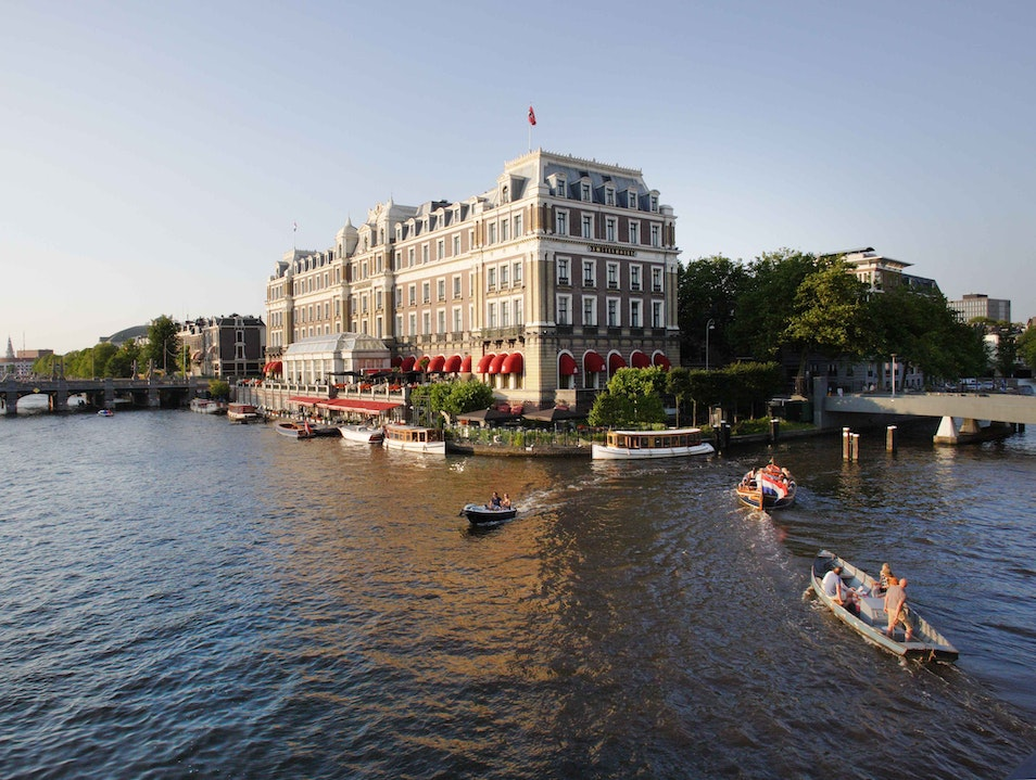 InterContinental Amstel Amsterdam Amsterdam  The Netherlands