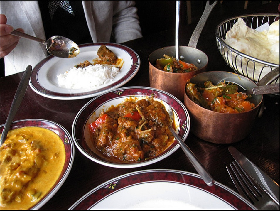 Curry For Conoisseurs Glasgow  United Kingdom