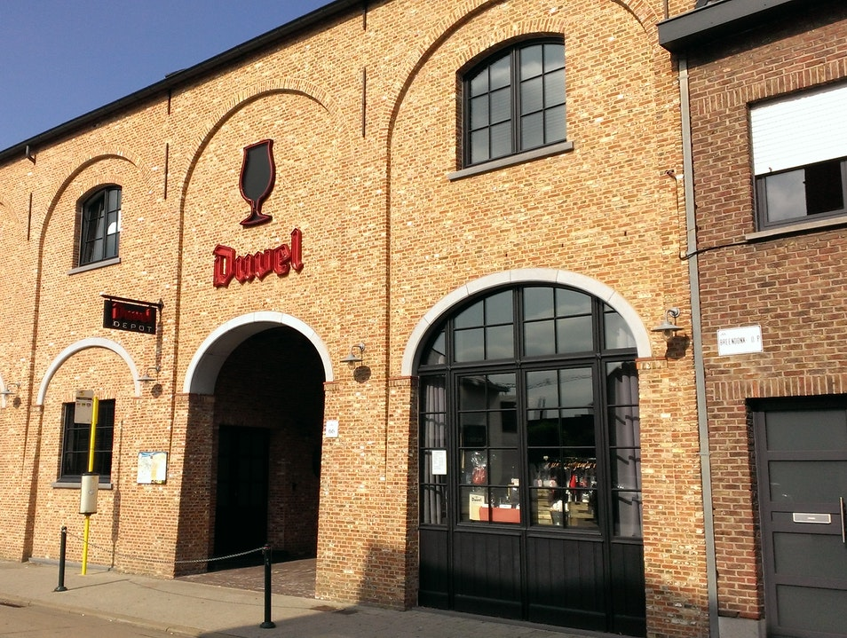 Tour the Duvel Brewery