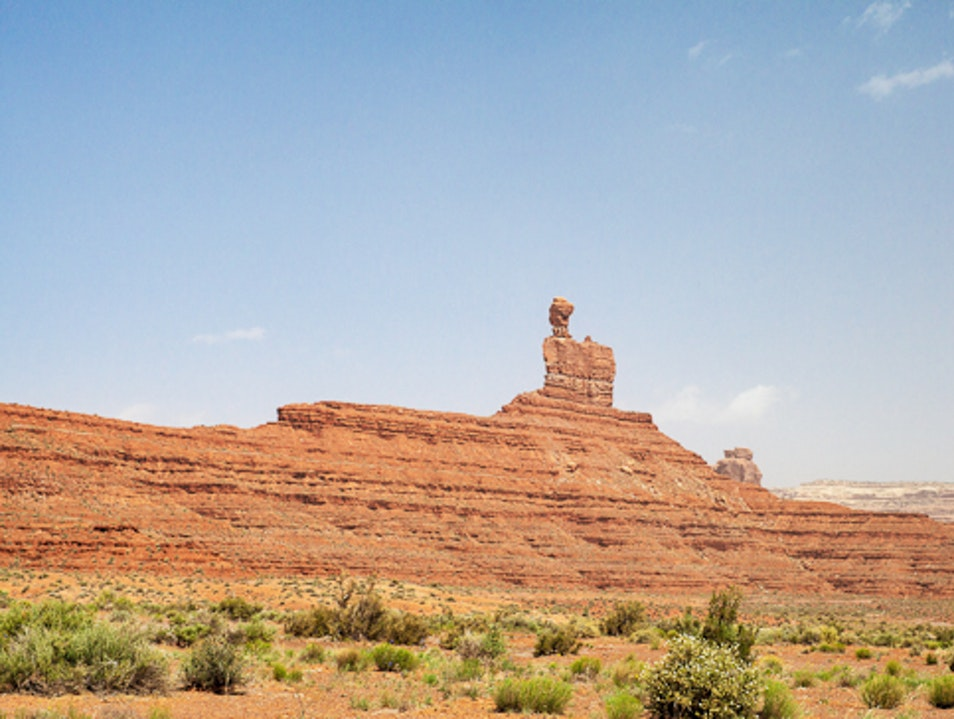 "Valley of the Gods: A ""free"" Monument Valley"