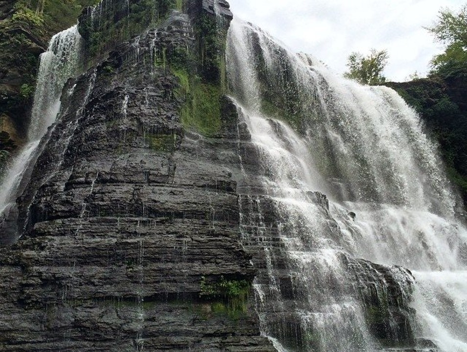 130 Foot Falls - Simply Spectacular