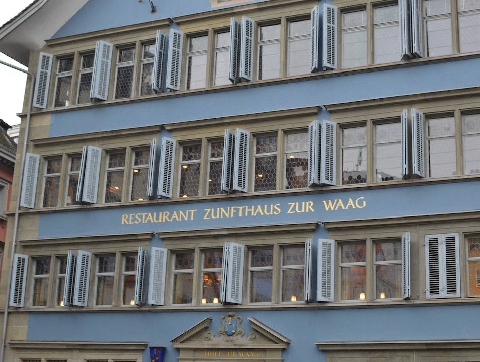 Guild Hall Dining with a View of the Münsterhof