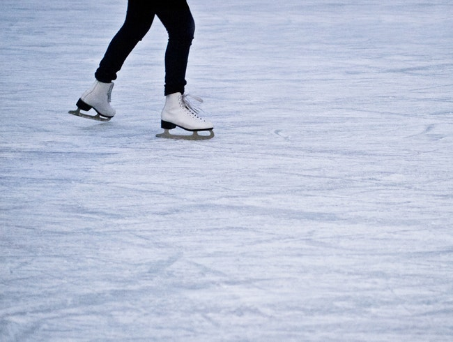 Take a Spin on the Ice