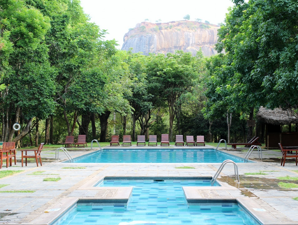 The whole package at budget price Sigiriya  Sri Lanka