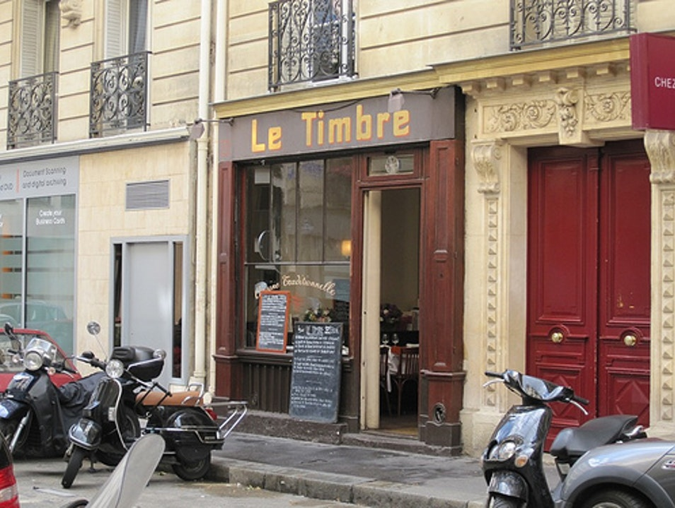 Le Timbre Paris  France