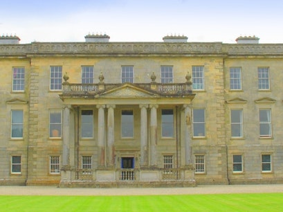 Hilton Park Stately Home & Country Estate Monaghan  Ireland