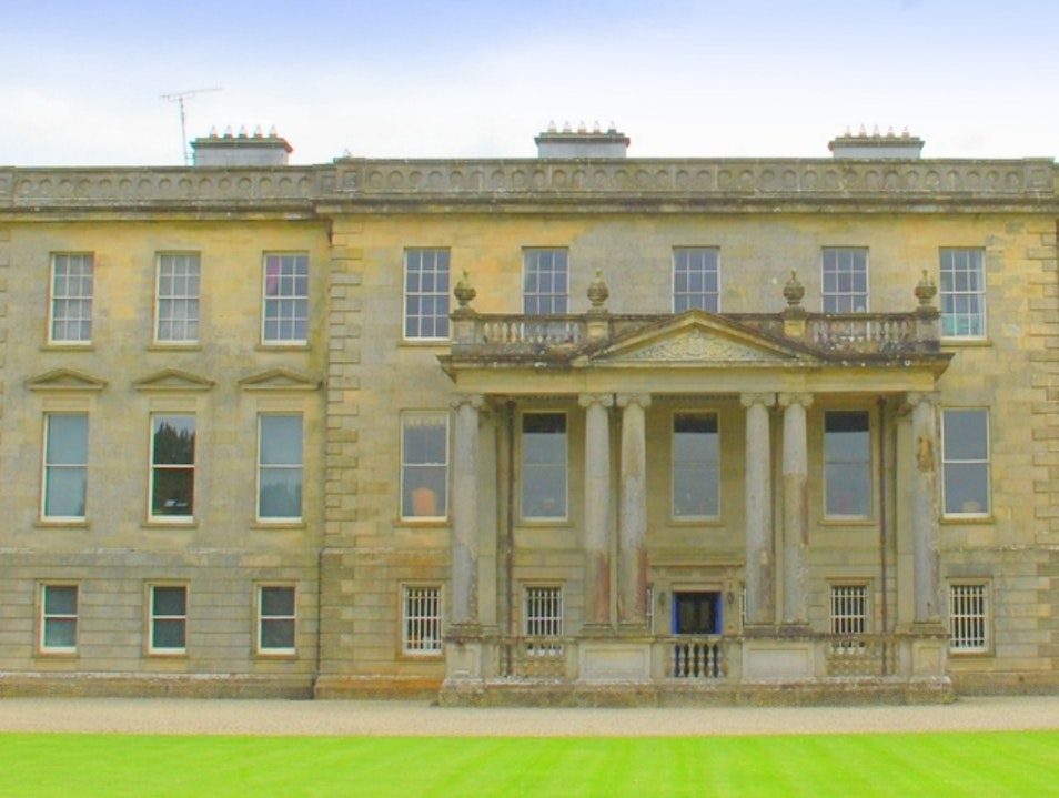 Live it up in a stately home
