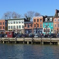 Fells Point Baltimore Maryland United States