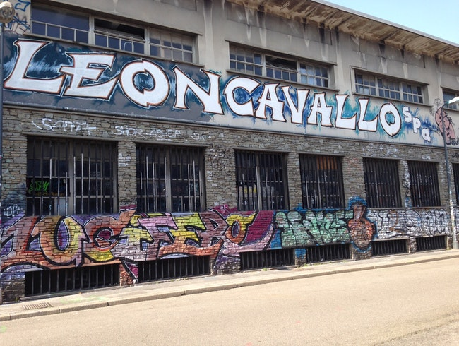 Leoncavallo and Street Art