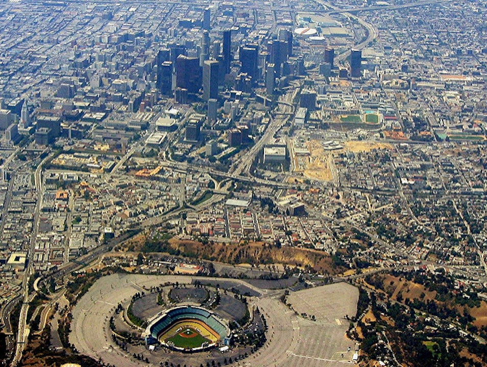 See a Ball Game at Dodger Stadium