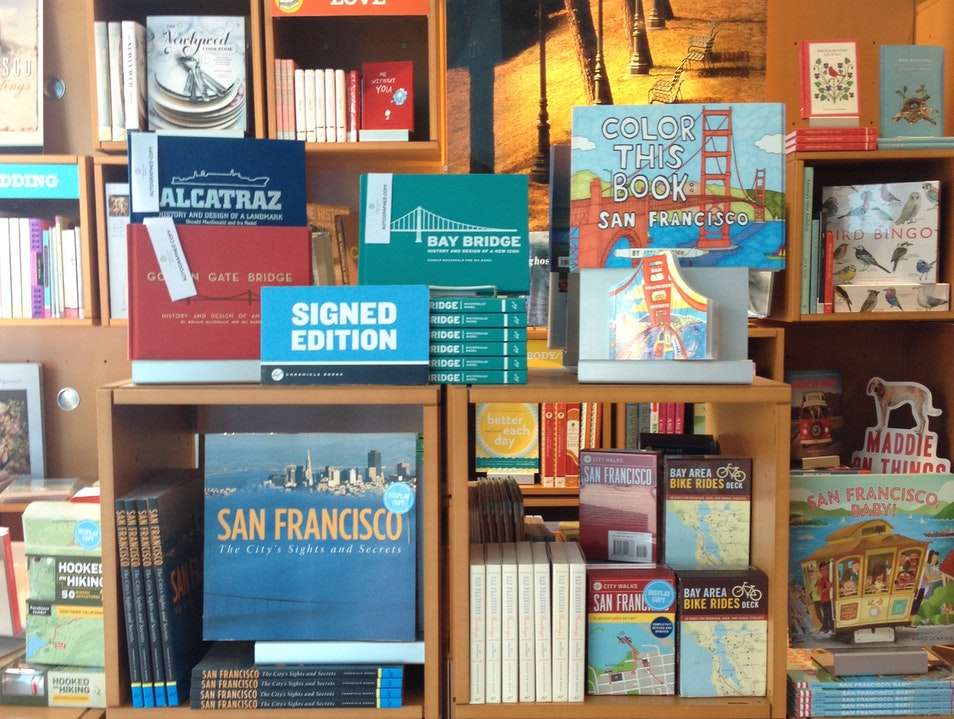 Pretty Publisher's Book Store in San Francisco San Francisco California United States