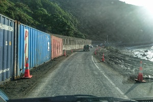 Kaikoura Highway Reconstruction