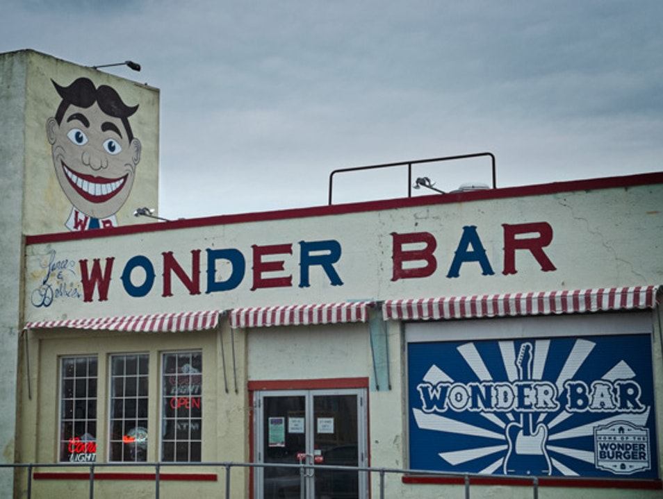 Wonder Bar Asbury Park New Jersey United States