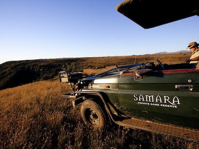 Samara Private Game Reserve Aberdeen Plain  South Africa