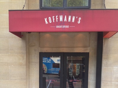 Koffmann's London  United Kingdom