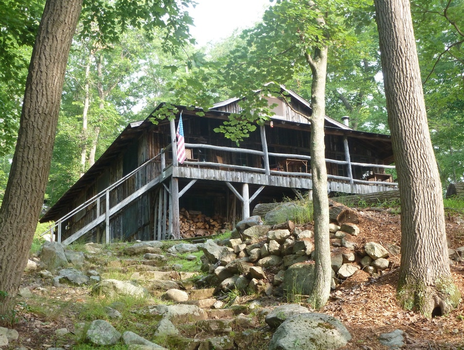 Camp Nawakwa, a New Yorker's Real Forest Retreat Suffern New York United States