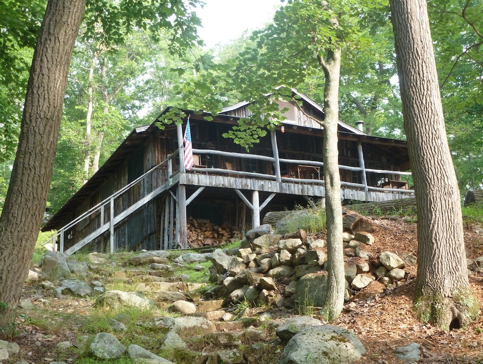 Camp Nawakwa, a New Yorker's Real Forest Retreat