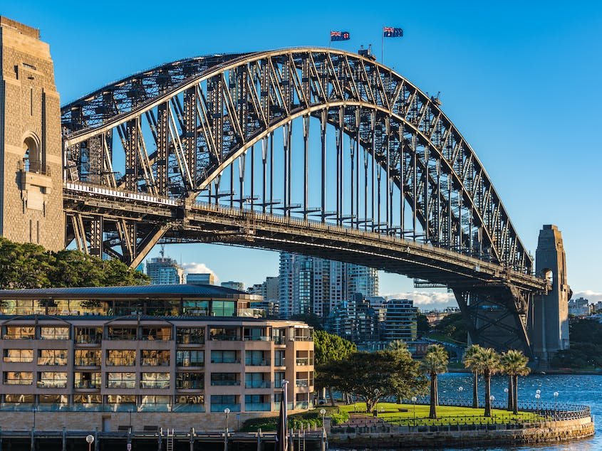 The Park Hyatt Sydney: yours for points if you pick the right card