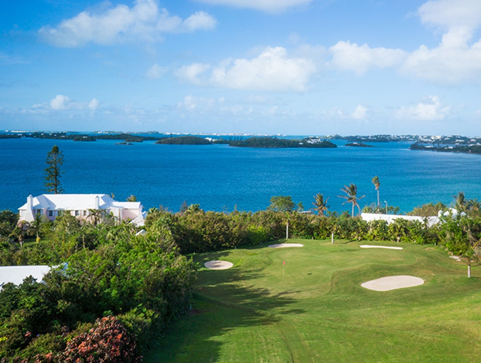 Newstead Belmont Hills Golf Resort and Spa   Bermuda