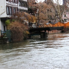 Canal Cruise in Strasbourg