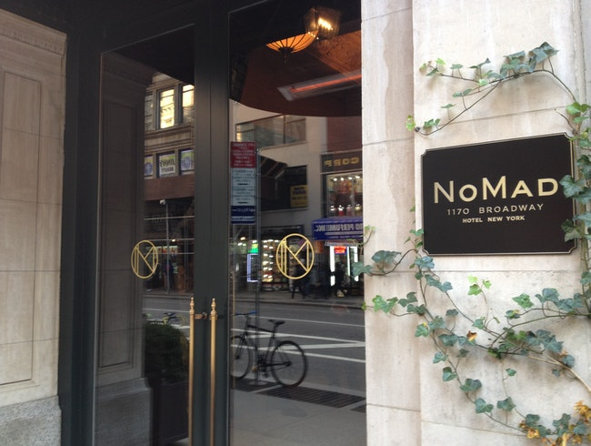 The Nomad Hotel, NYC