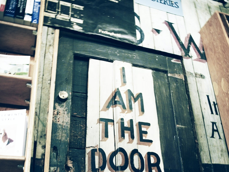 I am The Door San Francisco California United States